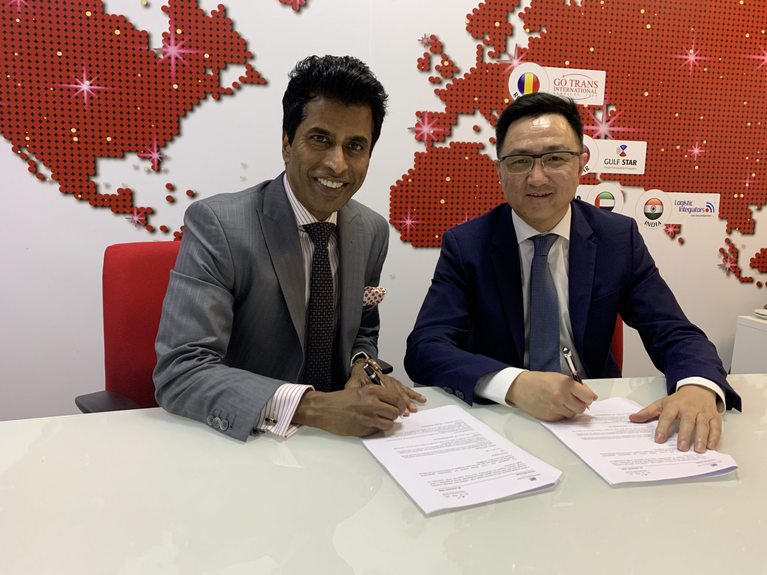 LINK Global Shipparts Agreement